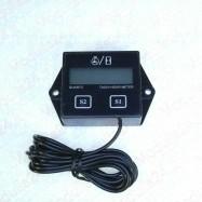 Tachometras / Moto valandų skaičiuoklė