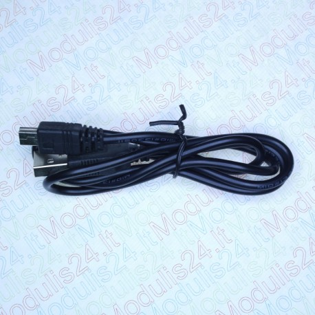 Mini USB laidas (78cm)