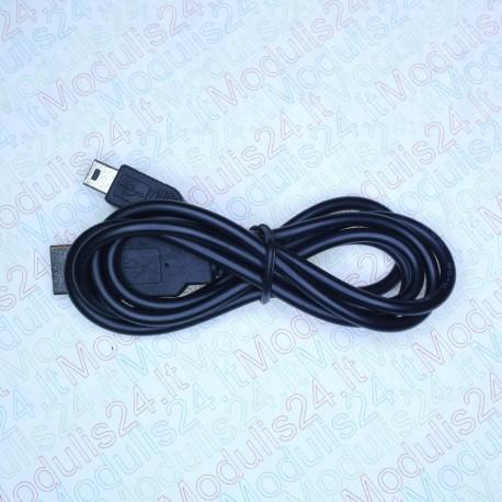 Mini USB laidas (94cm)