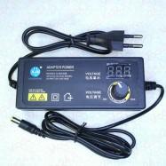 Kintamo voltažo maitinimo šaltinis 2,5A 3-24V