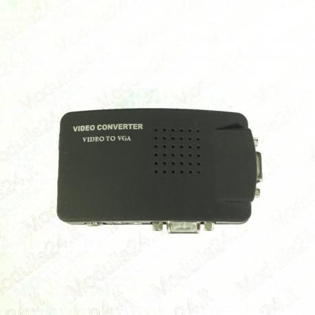 Video konverteris (AV - VGA)