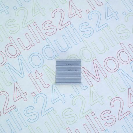 Aušinimo radiatorius (9mm x 9mm x 5mm)