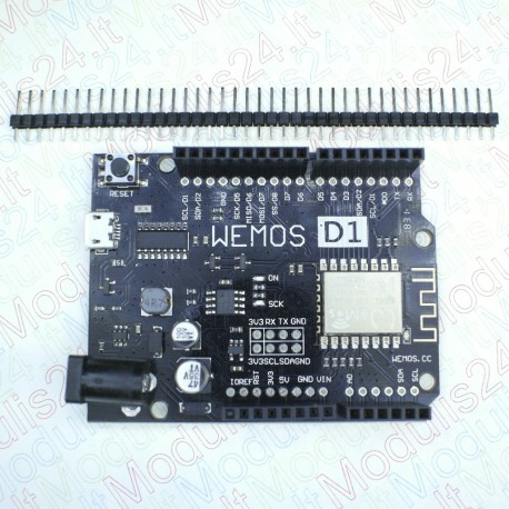 WeMos® D1 R2 V2.1.0 WiFi Uno (ESP8266)
