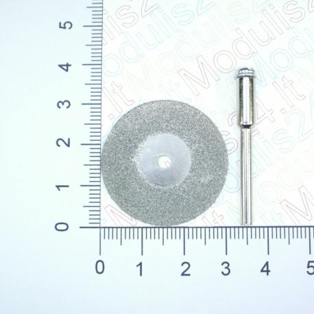 Pjovimo diskelis (30mm)