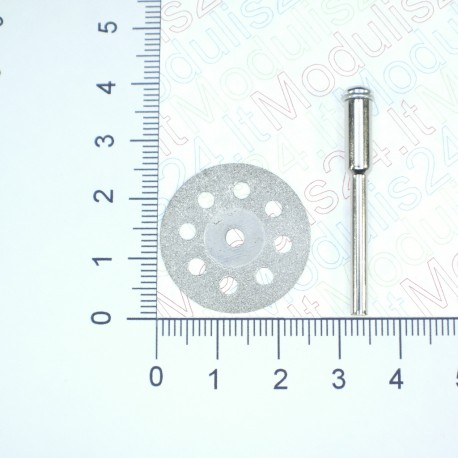Pjovimo diskelis (25mm)
