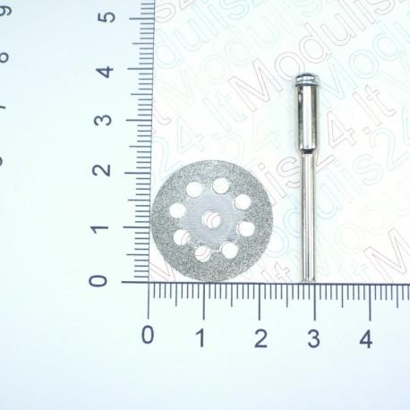 Pjovimo diskelis(22mm)