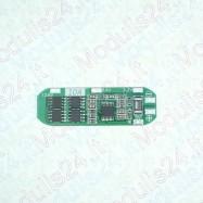 3S LiPo baterijų įkrovimo modulis su apsauga - 10A