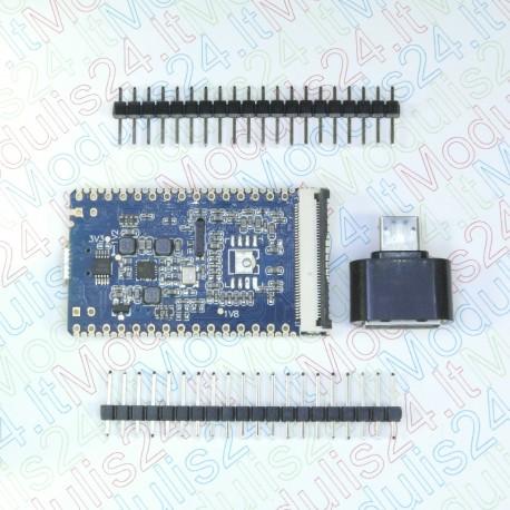 Lichee Pi Zero 1.2GHz Cortex-A7 512Mbit DDR Atviro kodo Mini Linux kompiuteris