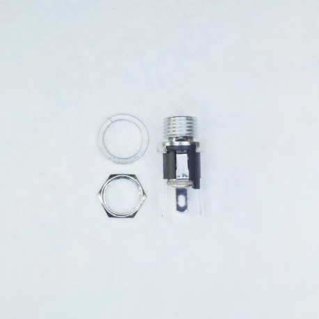 Maitinimo lizdas DC 2.1/5.5 mm