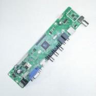 Universalus LED ir LCD ekranų valdiklis