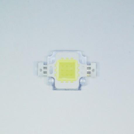 Šviesos diodas (LED) 10W Baltas (STIPRIAU ŠVIEČIA) 12V